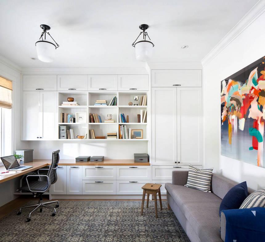 Home Office Interior Design Ideas: Beautiful Home Office Interior Design Ideas