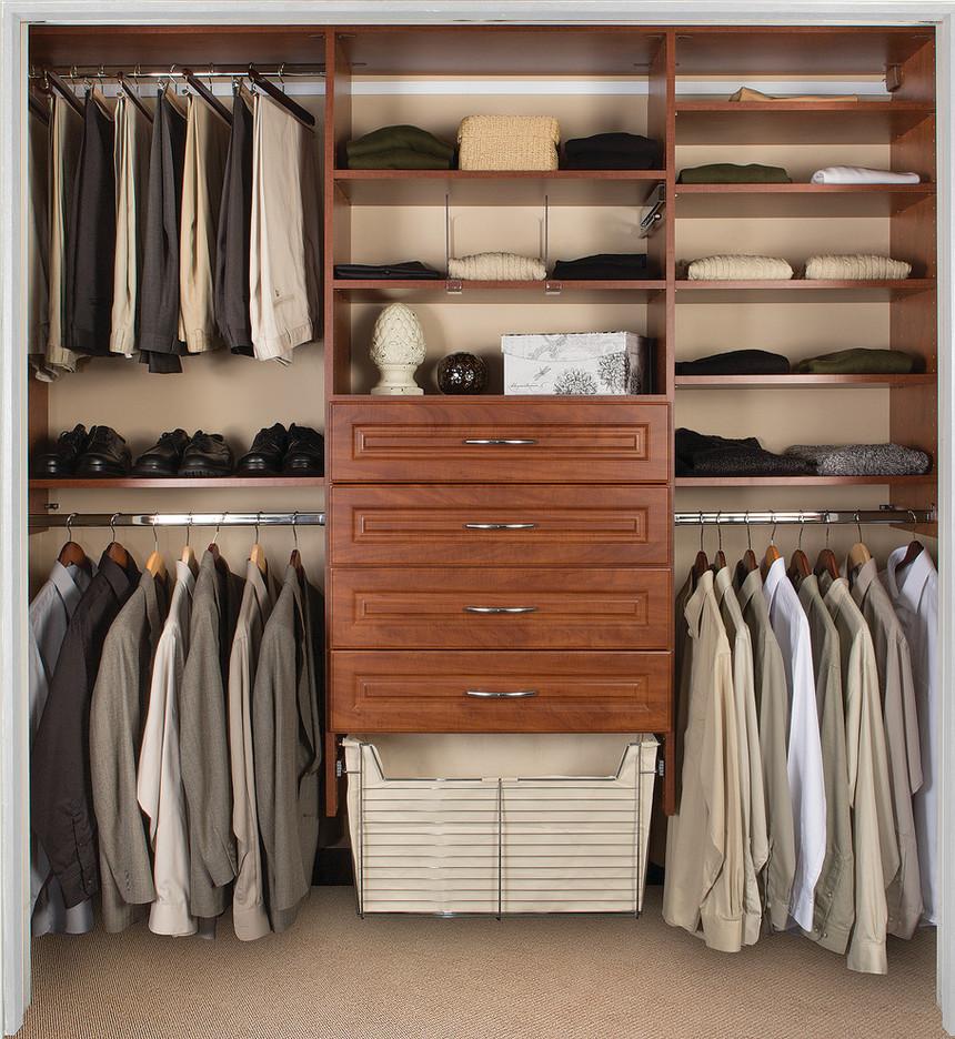 Interior Closet And Wardrobe Storage Organizer Design Ideas ...