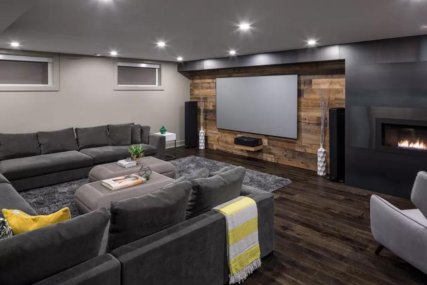 Basement Interior Design (3)