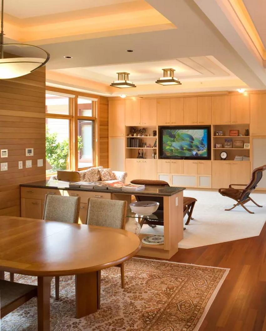 Home Theater Interior Design: Media Room And Home Theater Design Ideas